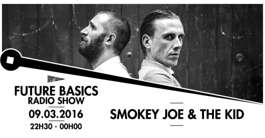 FUTURE BASICS : SMOKEY JOE & THE KID // 09.03.16