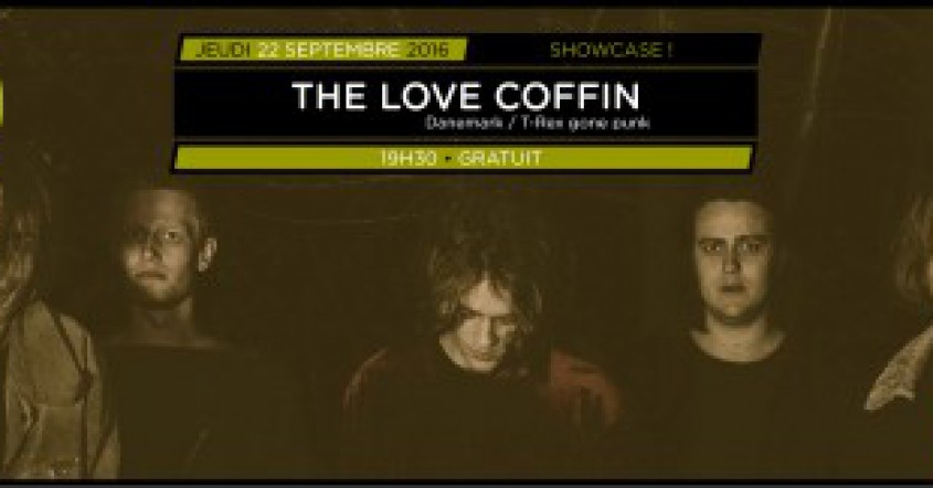 Showcases Balades Sonores – The Love Coffin // 29.09.2016