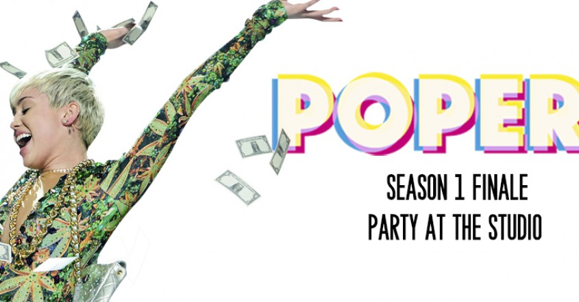 POPERS #3 – PARTY (Season Finale).