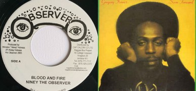 Bam Salute : Niney the Observer & Gregory Isaacs // 17.01.17