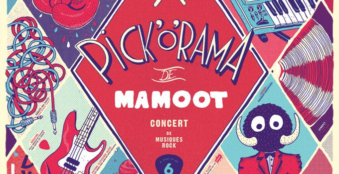 Mercredi ! LA playlist Rock de Mamoot n°2 // 01.02.2017