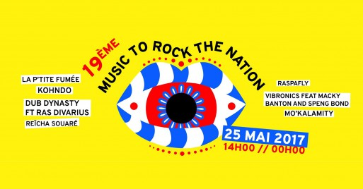 Music to Rock the Nation #19 @Paris Dauphine