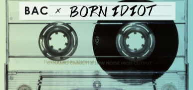 Broken Art Club x Born Idiot