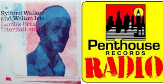 Bam Salute special Sylford Walker/Welton Irie & Penthouse