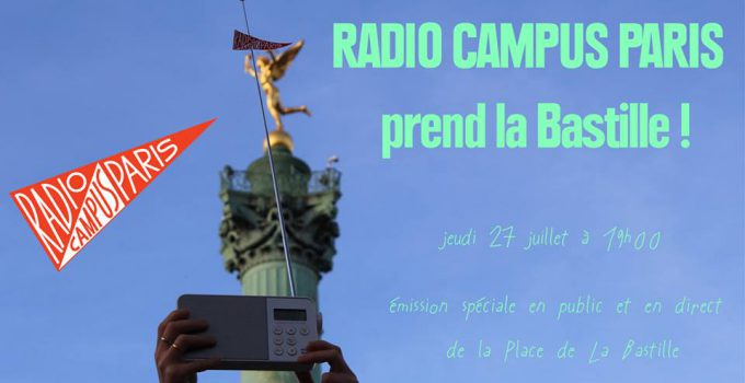 RADIO CAMPING #15 – On prend la Bastille !