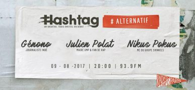 Hashtag : Alternatif // 09.08.17