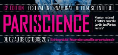 Festival Pariscience en direct du Muséum// 05.10.17