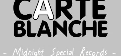 Carte Blanche – Midnight Special Records // 21.10.17