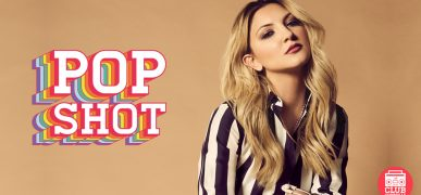Pop Shot #1 : Julia Michaels