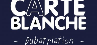 Carte Blanche – Dubatriation // 17.02.18