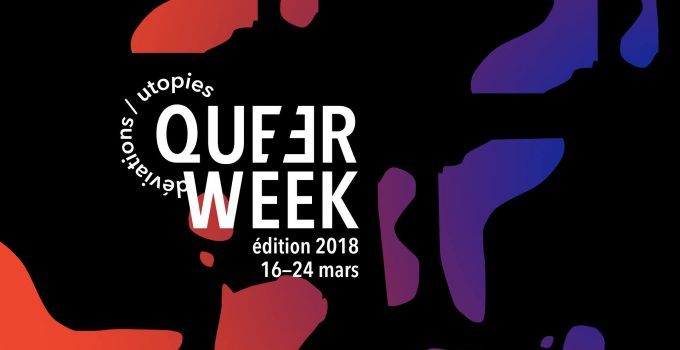 Queer Week édition 2018