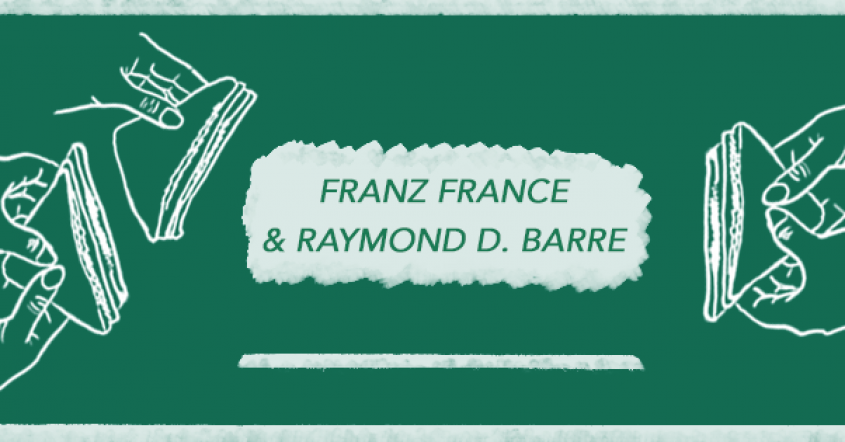 Sandwich Triangle – France Franz & Raymond D. Barre // 27.04.2014
