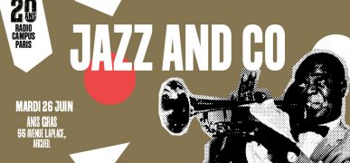 26.06 – Jazz and Co // 20 ans