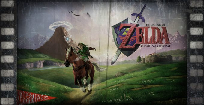 RétroZone : Zelda Ocarina of Time // 08.06.18