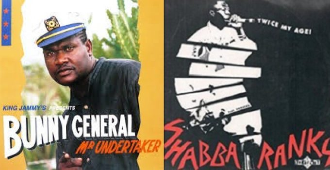 Bam Salute special Bunny General & Shabba Ranks