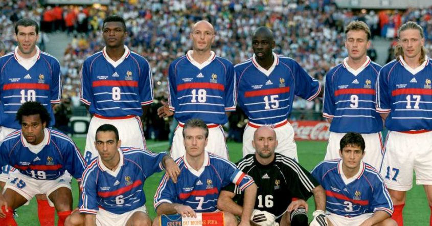 Requiem Pour Un Twister: Coupe du Monde 1998 // 11.06.18