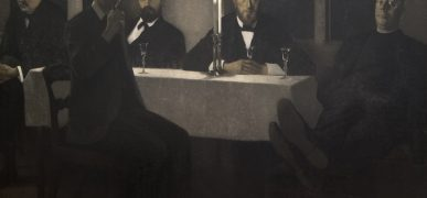 Museum side : Vilhelm Hammershoi & Thomas Houseago // 31.03.19