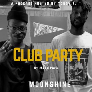moonshine secret party