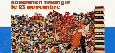 Sandwich Triangle – Grandes surfaces et microsillons / 23.11.2019