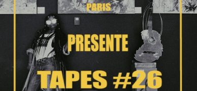 MOOD PARIS|| LES MERCREDIS 00H 01H – PLAYLISTE TAPES#26|| 301019