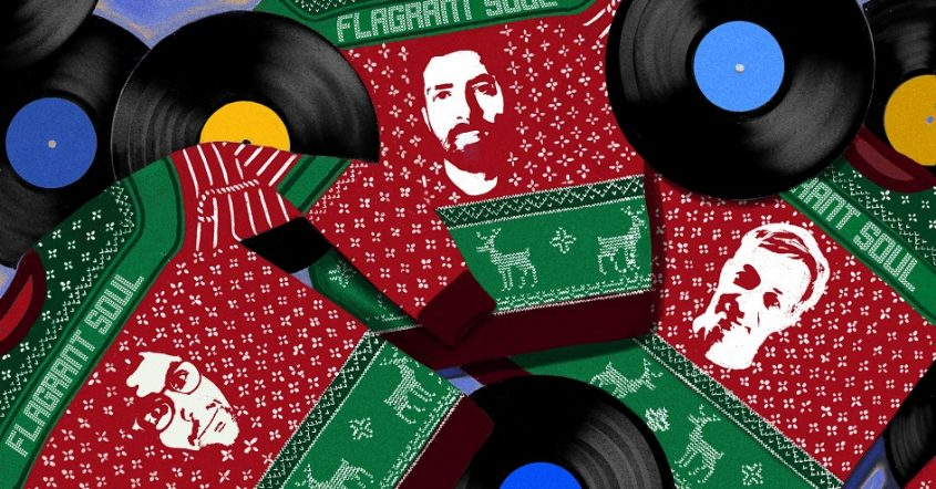 Flagrant Soul : Nos plaisirs grotesques // 12.12.2020
